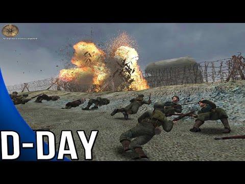 Gameplay de Medal of Honor: Allied Assault War Chest
