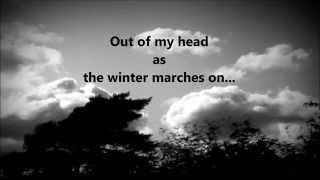 Winter Marches On ► Duran Duran (Lyric Video)