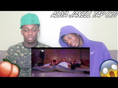 Tap Out | Jay Rock featuring Jeremih | Aliya Janell Choreography | Queens N Lettos Reaction