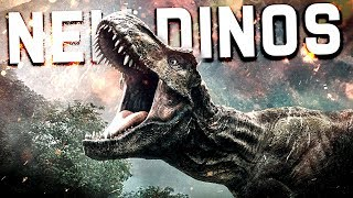 Jurassic World Evolution - Unlocking BRAND NEW DINOSAURS! - Jurassic World Evolution Gameplay