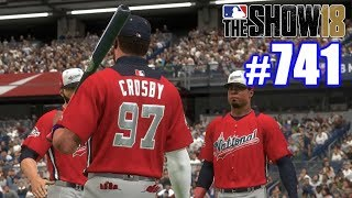 ALL-STAR GAME! | MLB The Show 18 | Road to the Show #741