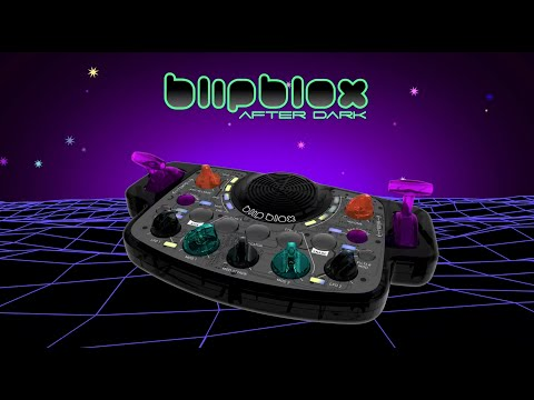Blipblox After Dark Synthesizer-GadgetAny