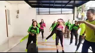 HANING lagu Dayak||KREASI SENAM||JOGED DANGDUT||FUN OBIC-cilbar