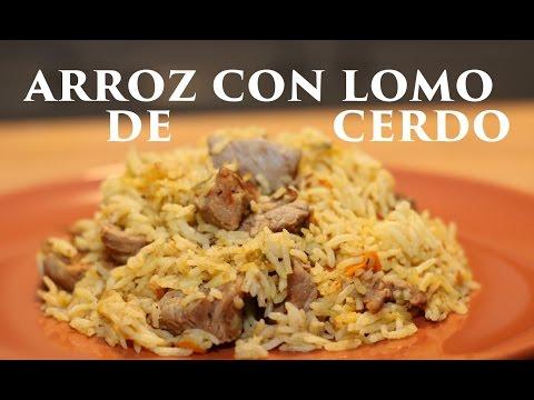 Arroz Con Lomo De Cerdo