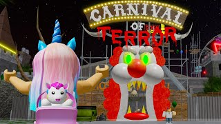 Escape The Carnival Obby On Roblox