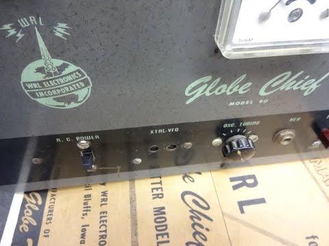 Download How To Repair A Globe Chief Ham Radio Cw Tube