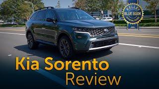 [KBB] 2021 Kia Sorento | Review & Road Test