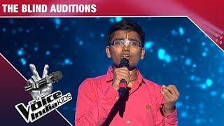 Manas Goswami Performs on Tu Jaane Na   The Voice India Kids   Episode 7