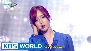 Elsie (EunJung) - I'm good (Feat. Hyomin) | 엘시 (은정) - 편해졌어 [Music Bank HOT Stage / 2015.05.22]