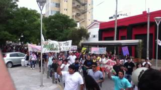 preview picture of video 'A las Calles 2012 Viedma Rio Negro'