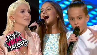 OMG!! This KID RAP & SINGING DUO SLAYS The Stage!