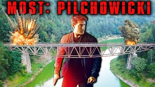 """Most który chce wysadzić Tom Cruise """"Most Pilchowicki"""" – Urbex History"""