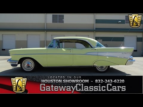 Video of '57 Bel Air - KS6K