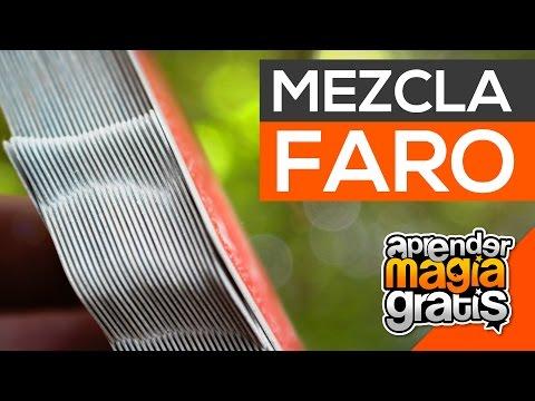 Como barajar las cartas avanzado   Mezcla Faro   Aprender magia Gratis   Agustin Tash