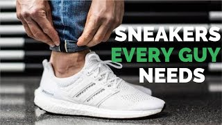 6 Best Sneakers EVERY GUY Should Have For Winter 2019 - Mens Fashion 2019