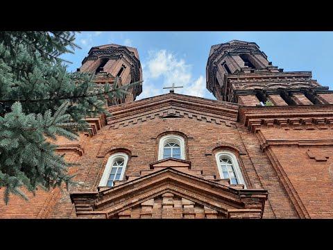 Католический костёл Святой Барбары (Варвары), г.Витебск, Беларусь 🇧🇾 St. Barbara Catholic Church