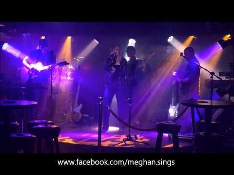 Wrecking Ball (Cover) - Meghan Thomas - Live in Hong Kong