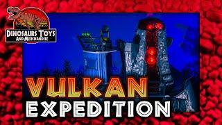 Schleich | Große Vulkan Expedition | Dinosaurier Vulkan 2021 | Set 42564  Review [Deutsch/German]