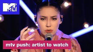 Gambar cover Bishop Briggs Performs Her Hit Song 'River' | MTV Push: Artist to Watch