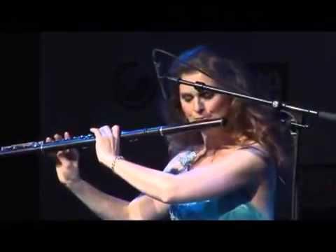 Karin Leitner - Titanic Con Flauta Traversa