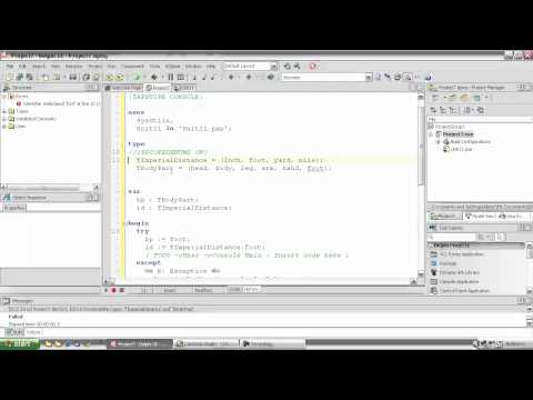 Delphi Programming Tutorial #57 – ScopedEnums