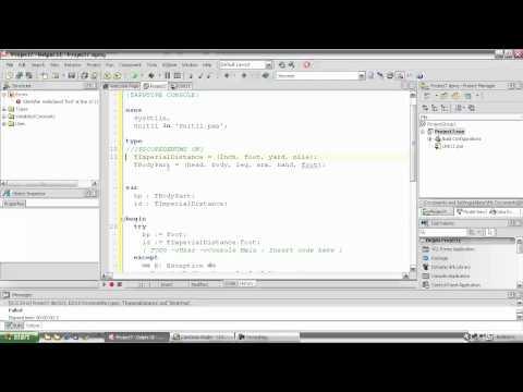 Delphi Programming Tutorial #57 – ScopedEnums