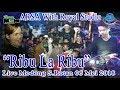 """Ribu La Ribu"" ARSA Lime Modong S.Rotan  Created By Royal Studio"