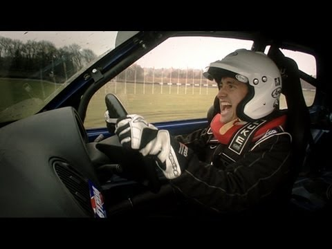 Top Gear Goes Rallycross
