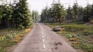 Beyond death real time render Unreal Engine 4