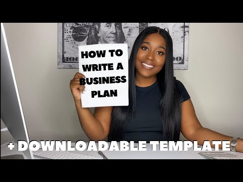 , title : 'HOW TO WRITE A BUSINESS PLAN STEP BY STEP + TEMPLATE | 9 Key Elements