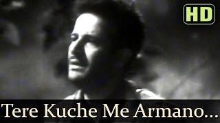Tere Kuche Me Armano Ki (HD) - Dillagi 1949   - YouTube