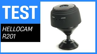 HELLOCAM R201 im Test - Mini Spionagekamera (1)
