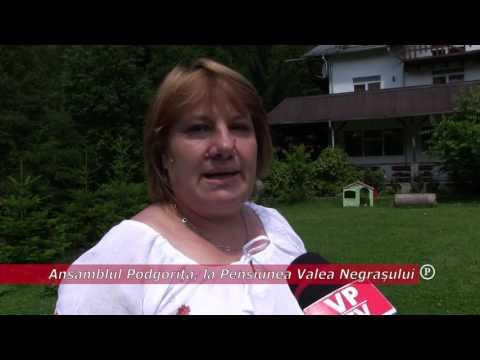 Ansamblul Podgoriţa, la Pensiunea Valea Negraşului (P)