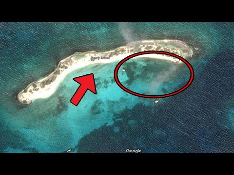 5 Unexplained Mysteries of Non-Existent Islands That Appeared On Maps…