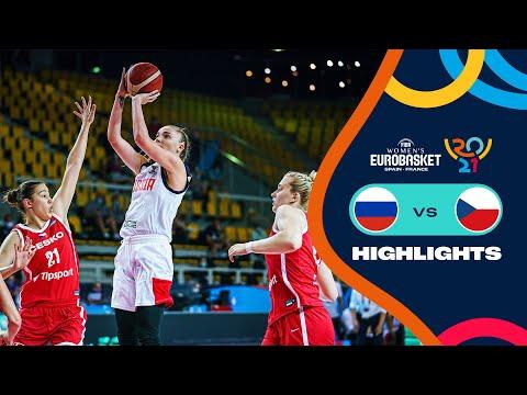 Russia Basketball Women vs Czech Republic Basketball Women</a> 2021-06-17