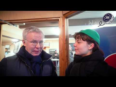 Slava Fetisov interviewed for the Ilmastoveivi2019 climate campaign