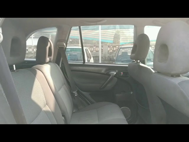 Toyota Rav4 X 2003 for Sale in Rawalpindi
