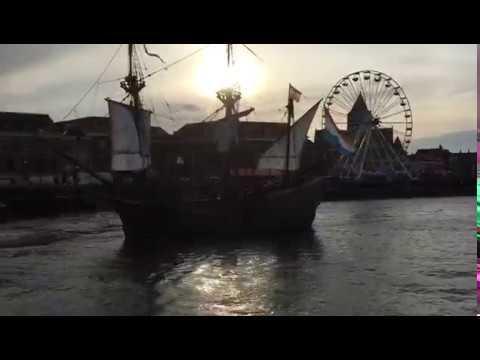 Sail Kampen 2018 geopend met Vlootschouw