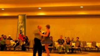 Dave & Judy Masters Strictly Swing State 2009