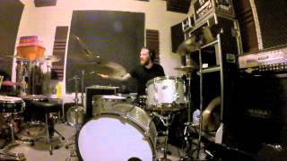 """""""No son of Mine"""" Drum Cover by Every Time I Die"""
