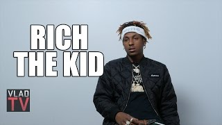 Rich The Kid Reacts To Rico Recklezz Doing His Famous Dex Impression
