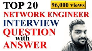 Network Engineer interview Questions with Answer