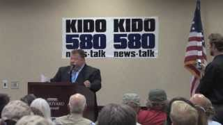 2nd Amendment Meeting 580 Kido Meridian Idaho