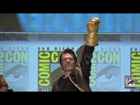 Official- Josh Brolin Emerges as Thanos at the Marvel Studios Panel from Comic-Con 2014 | MTW