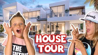 Download Youtube: HOUSE TOUR!!!!!