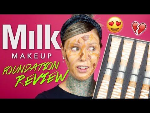 Blur Liquid Matte Foundation by Milk Makeup #4