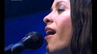 "Top of the Pops - Alanis Morissette ""Joining you"""