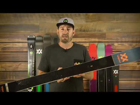 Volkl Secret Skis- Women's 2019 Review