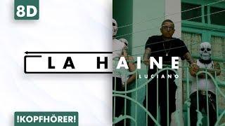 8D AUDIO | Luciano   La Haine