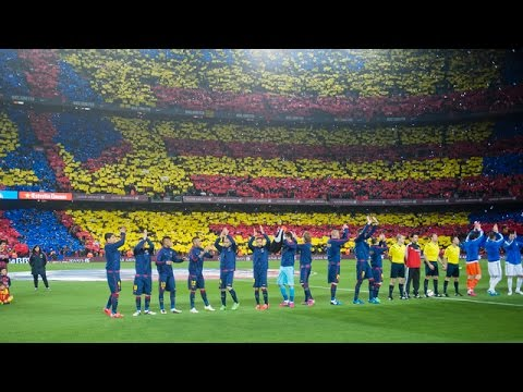 Musical FC Barcelona-Real Madrid